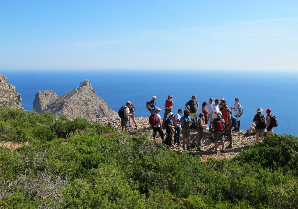 Escursioni a Marettimo - Ph. Tecnica Sport Club