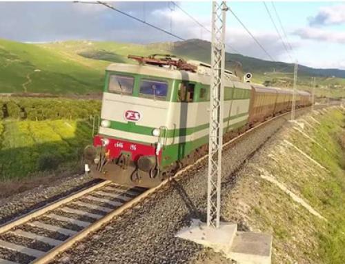 Il treno dei formaggi e sapori delle terre sicane