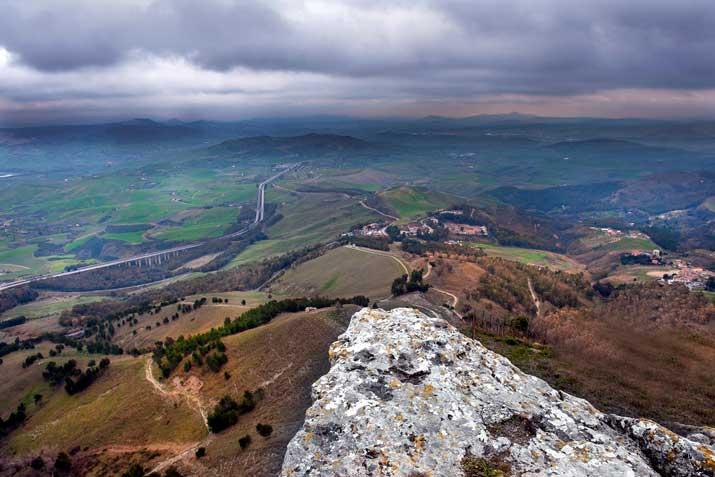 panorama Enna - ph. Foto Arangio