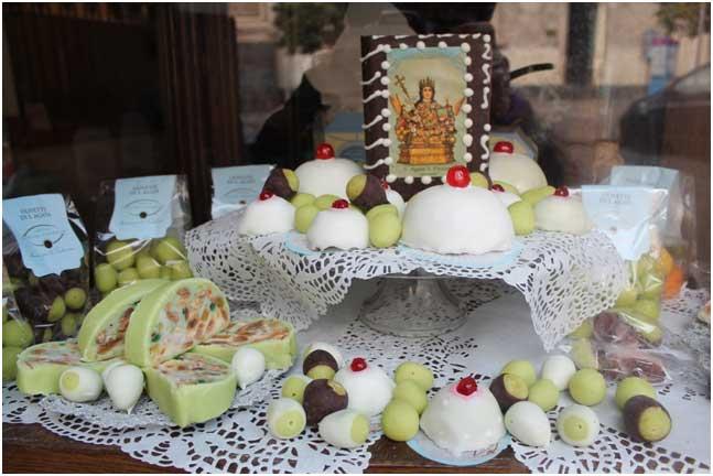 Tipici dolci della Festa di Sant'Agata - Ph. Giovanna Gagliano