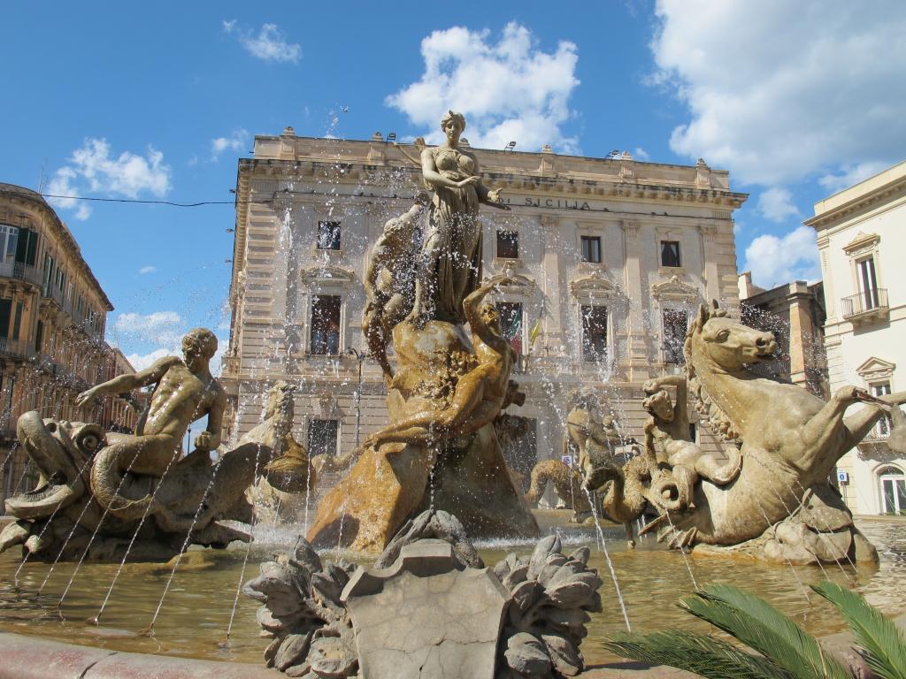 Fontana di Diana - Ph.Ignazio Mannarano
