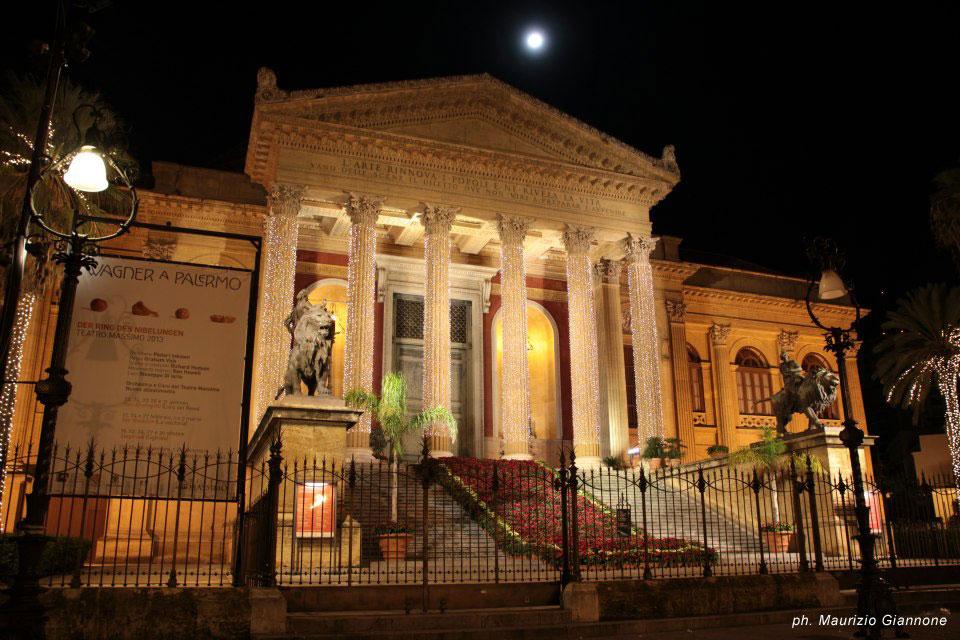 Teatro Massimo - ph. Giannone