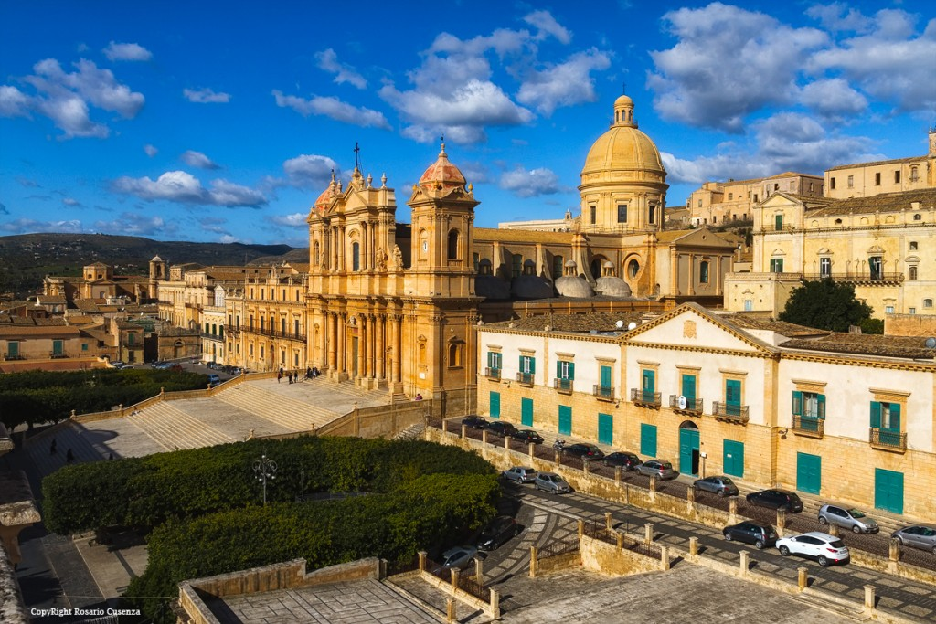 Noto, the Sicilian Baroque