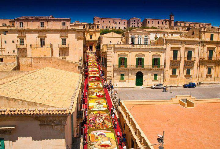 Noto il barocco siciliano visit sicily pagina ufficiale for Noto architetto torinese