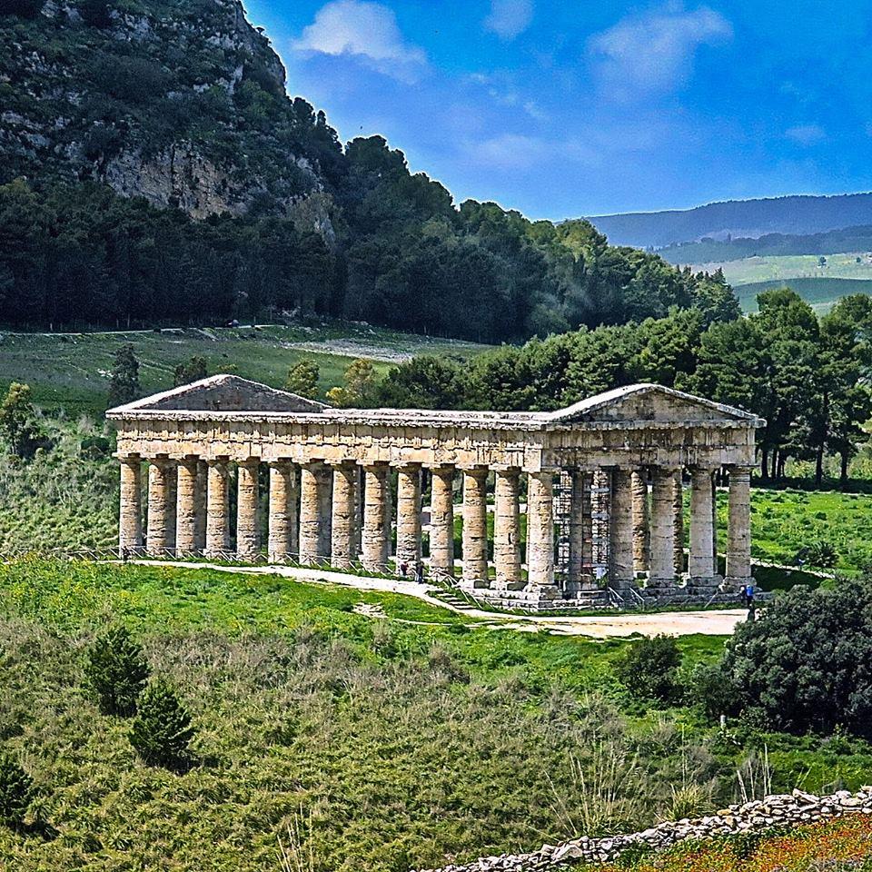 tempio di Segesta - ph.Dario Di Vincenzo