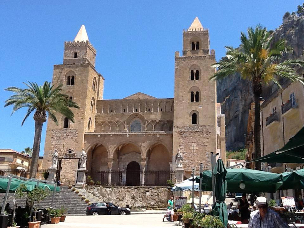 Duomo Cefalù ph. Ciro Grillo