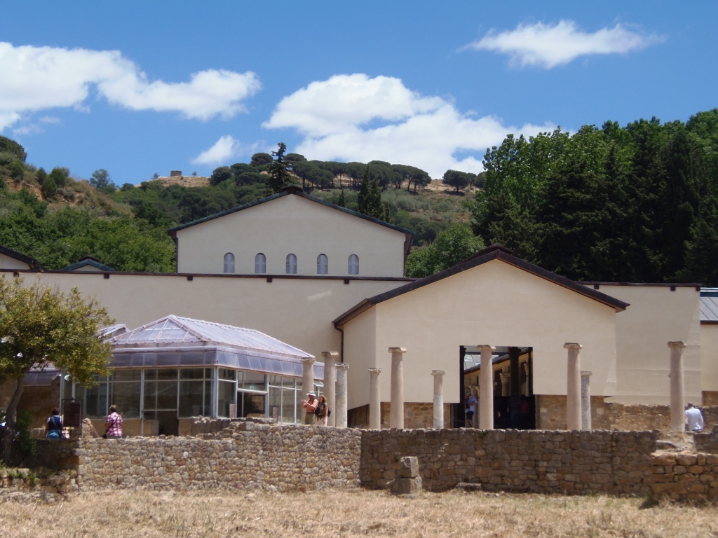 Villa del Casale - Ph. Ass. Beni Culturali - Regione Siciliana