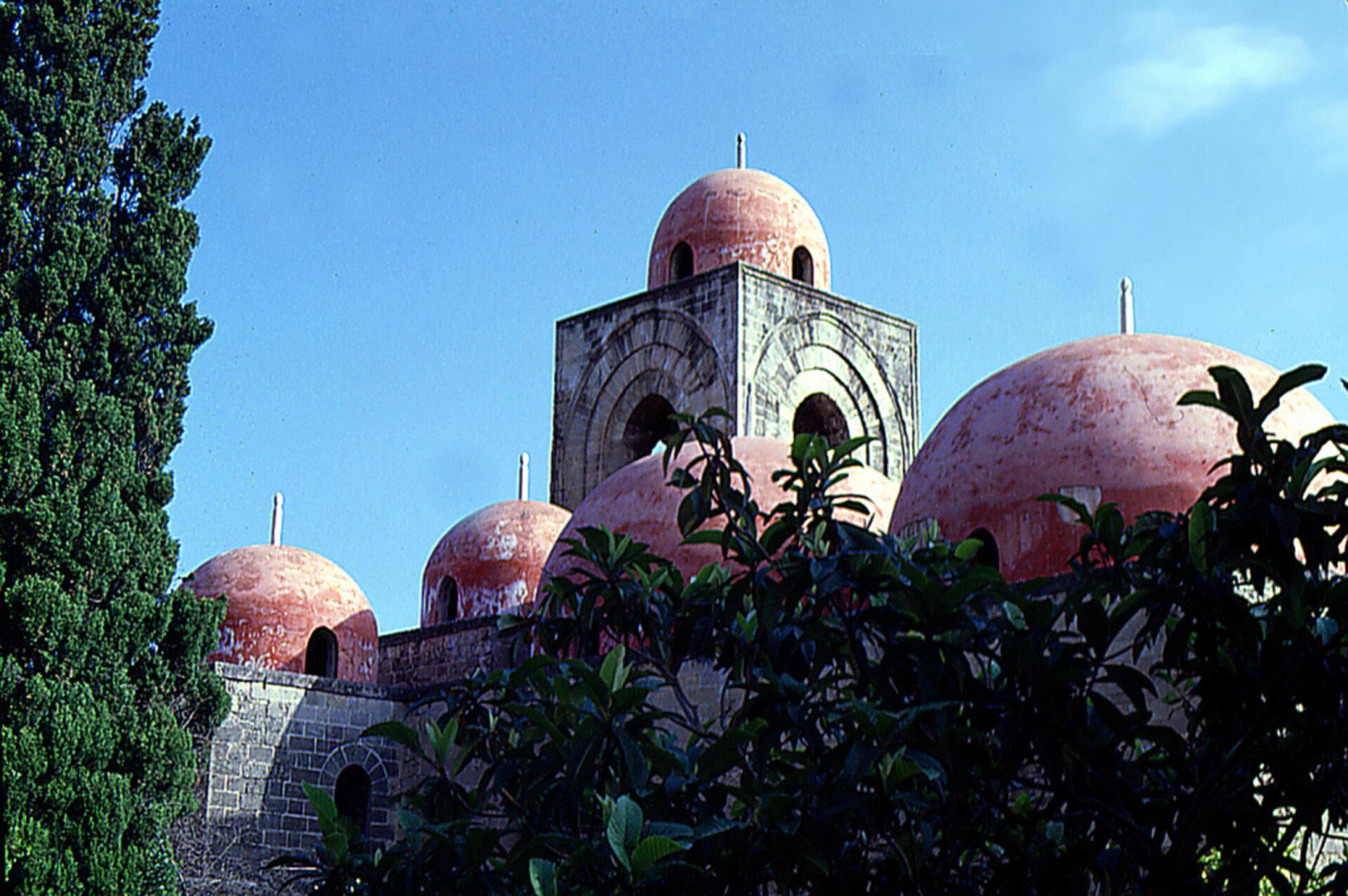 Cupole San Giovanni degli Eremiti ph. Pucci Scafidi