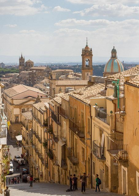 Caltagirone - UNESCO - Sicilia. Ph. Luke Robinson/Flickr
