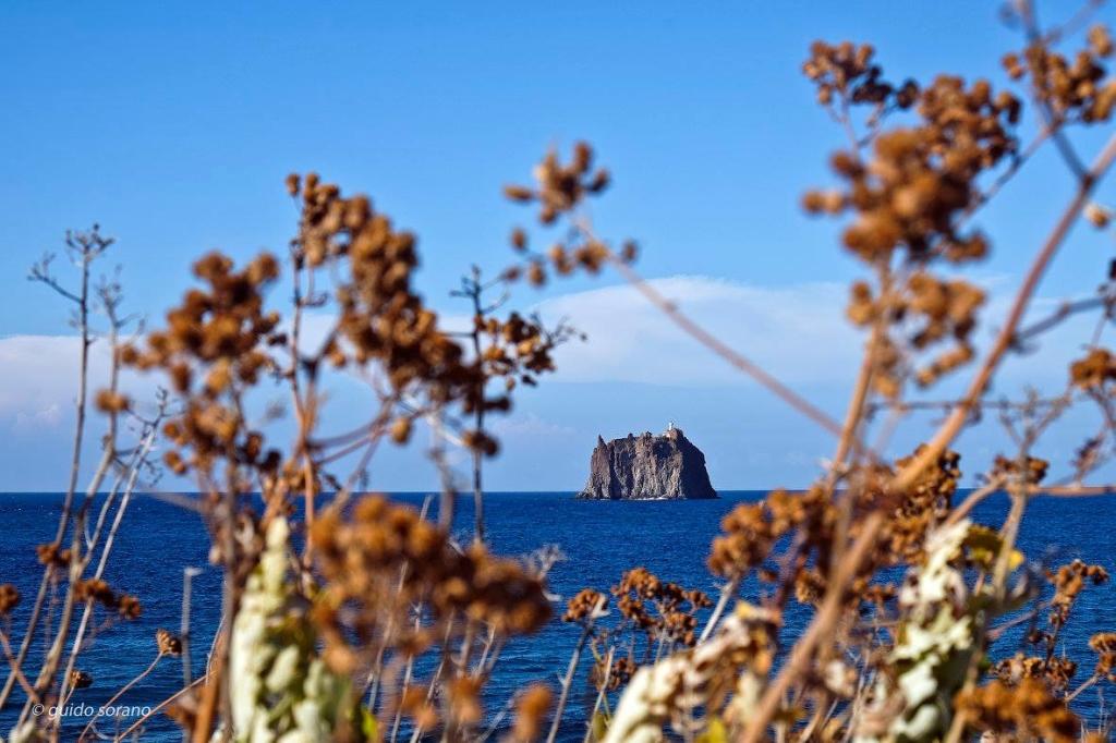 Strombolicchio da Stromboli - Eolie