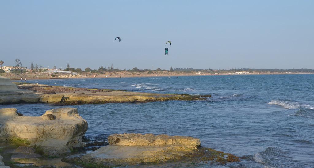 Kite-surf a Santa Maria di Focallo