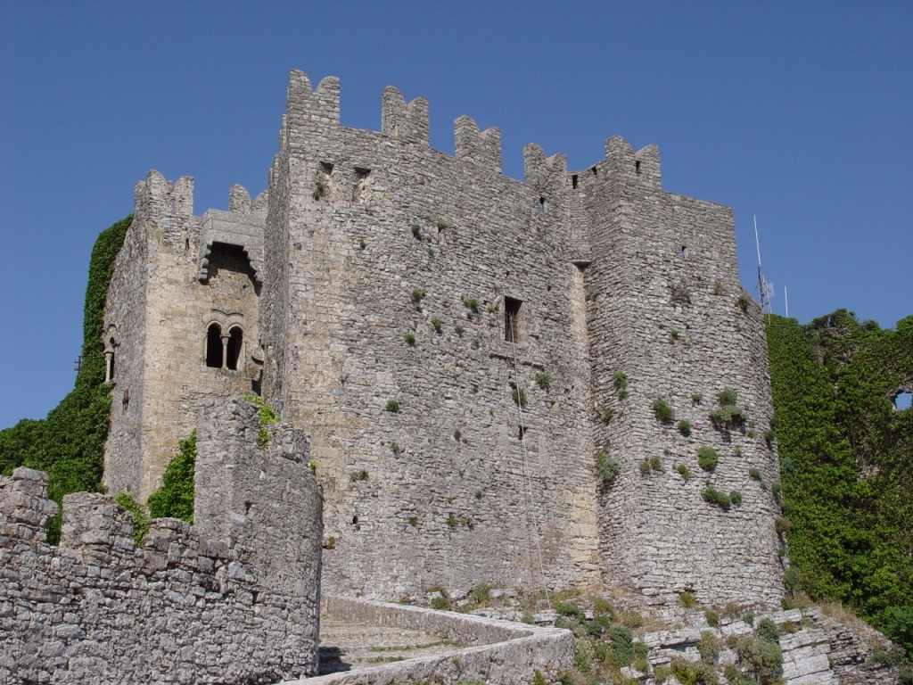 Erice castello di venere ericina