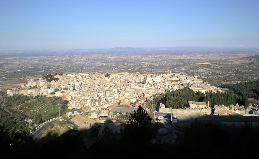 Chiaramonte Gulfi (Wikypedia)