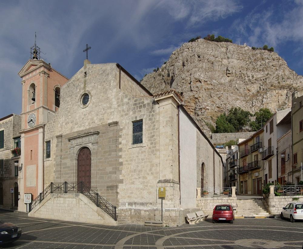Chiesa di Sant'Agata - (CC BY-SA 3.0) - Berthold Werner