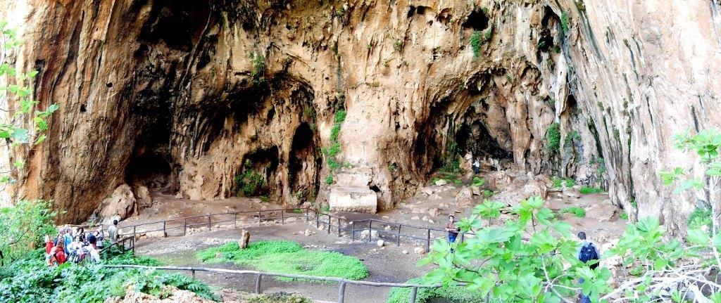 Grotta dell'Uzzo - Ph I. Mannarano