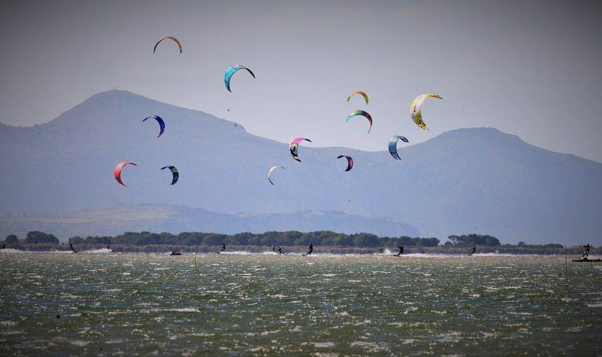 Marsala - Kite allo Stagnone