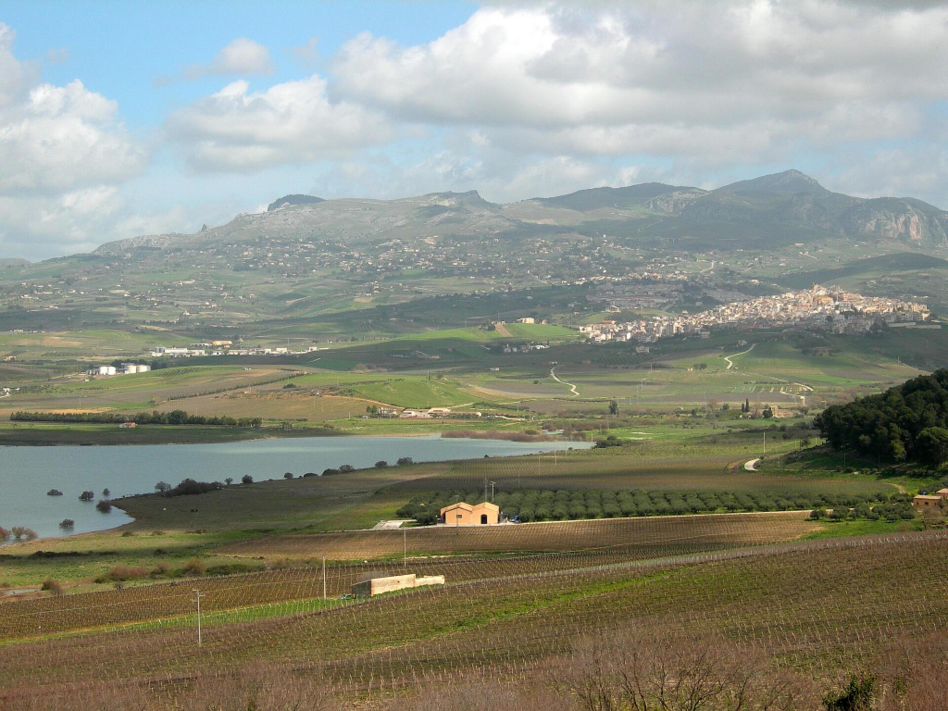 Lago Arancio - ph.Ignazio Mannarano