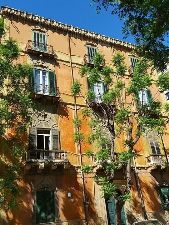 Palazzo Dato - via xx Settembre - Palermo