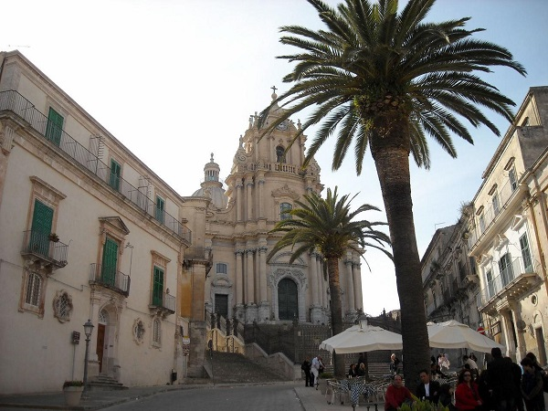 Duomo San Giorgio Ragusa Ibla