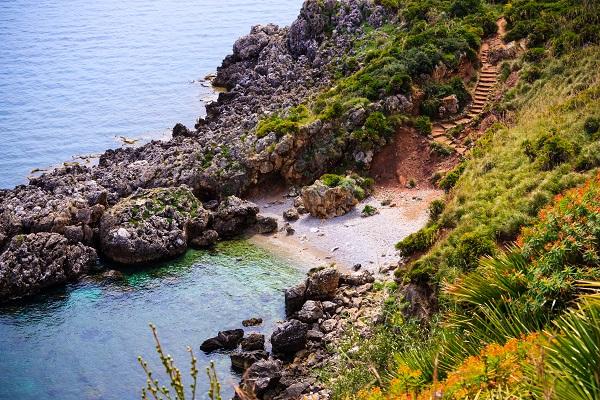 Spiaggia nella Riserva dello Zingaro - Eddy Galeotti