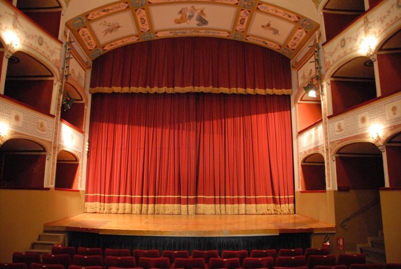 Sambuca di Sicilia - Teatro L'Idea - ph. Comune Sambuca