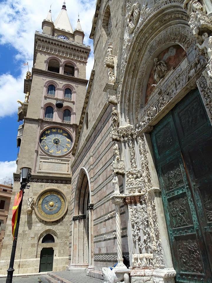 Campanile Duomo di Messina - ph. Alfredo Reni
