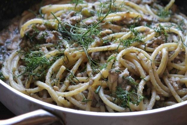 pasta con le sarde by elena lentini