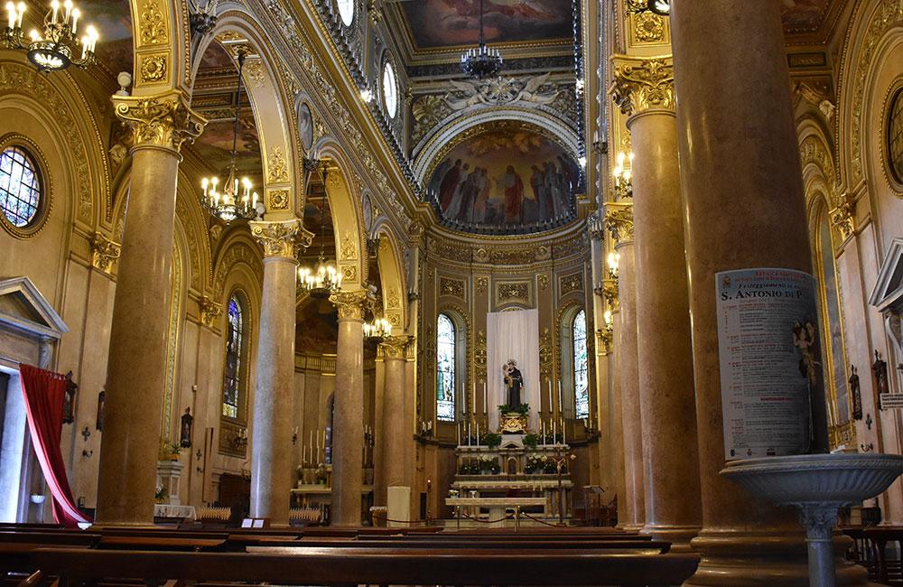 Basilica Sant'Antonio da Padova - ph. Laura Sidoti