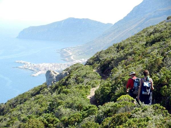 Trekking a Marettimo