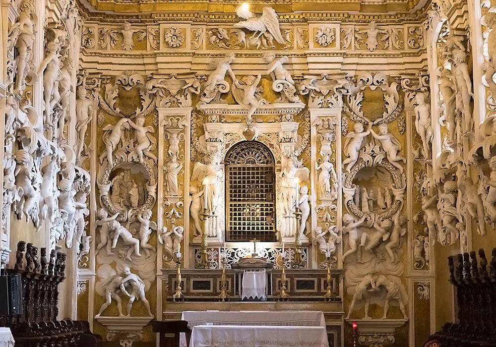 Cappella Palatina, Castelbuono - ph.wondersofsicily.com