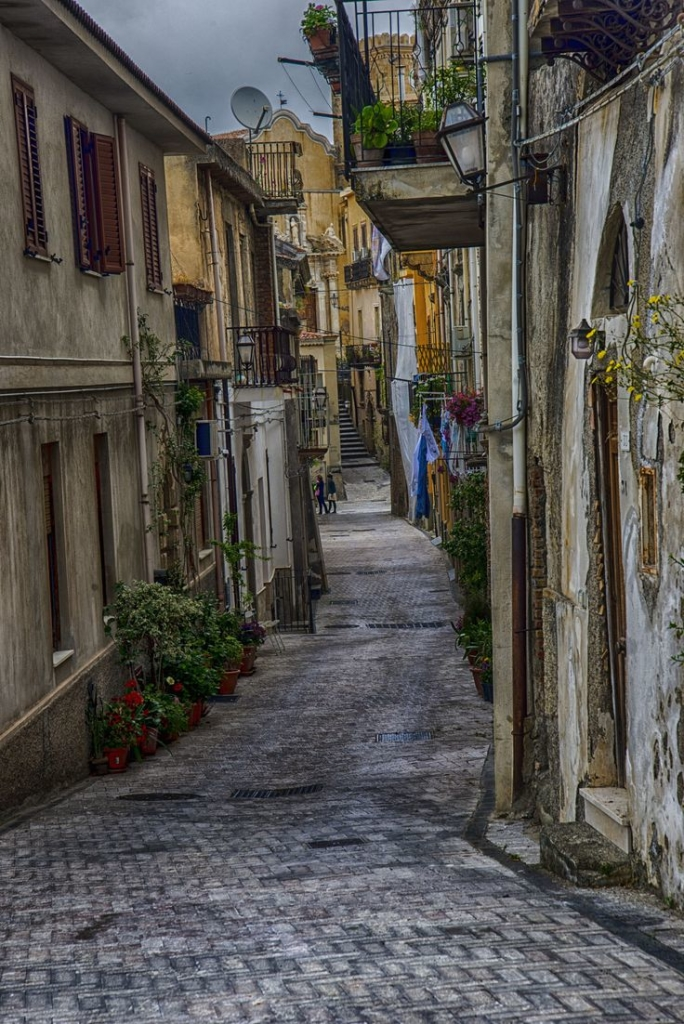 Castroreale (Messina) - ph. 500px