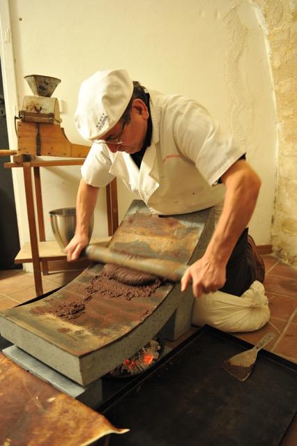 Lavorazione cioccolato - Ph. cibolibero.com
