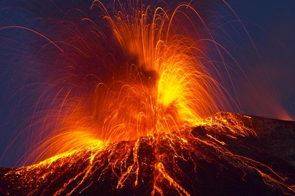 Spettacoli eruzioni di Stromboli - Rainer Albiez