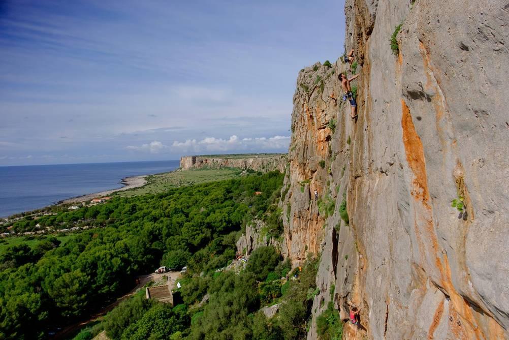 arrampicare in Sicilia (9)