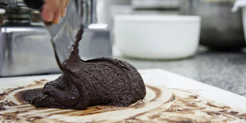 Cioccolato di Modica pasta