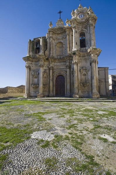 Chiesa Barocca di Sant'Antonio a Ferla - luigi nifosi