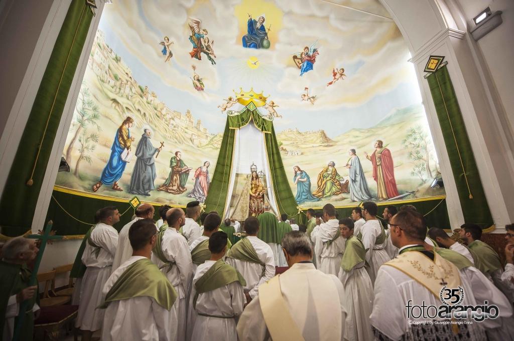 Santuario di Valverde - ph Arangio