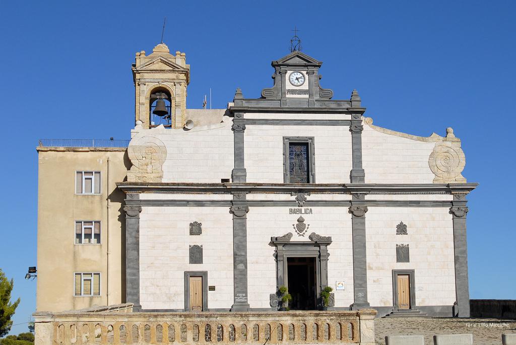 Santuario San Calogero - ph Lillo Miccichè