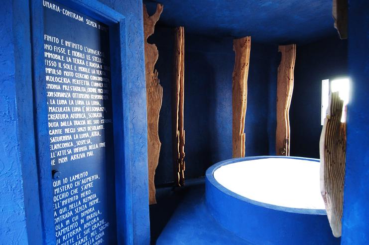 stanza Atelier - Castel di Tusa (Messina)