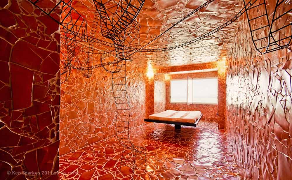 Stanza d'artista Atelier sul mare - Castel di Tusa (Messina)