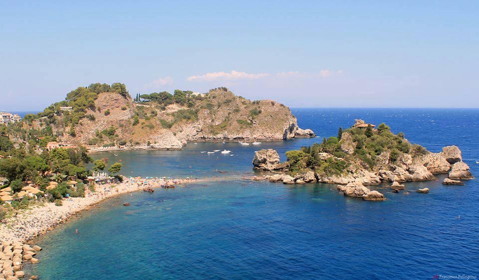 Isola Bella, Taormina - ph.Francesco Pellegrino