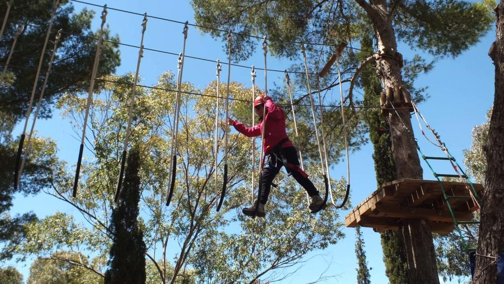 Parco Avventura Pozzillo; Regalbuto (Enna) - ph. Patrizia Fundrisi