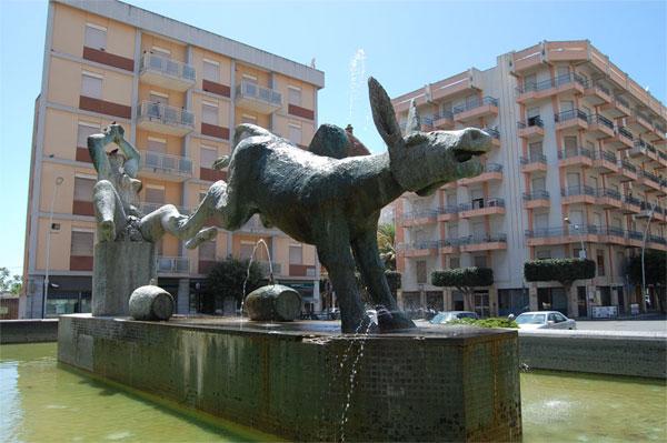fontana del vino - Marsala