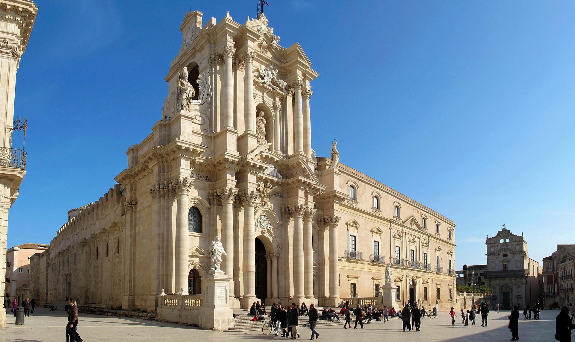 Duomo Ortigia - ph.Ignazio Mannarano