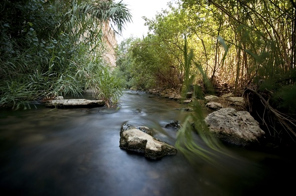Il fiume caldo a Segesta - fabiofoto