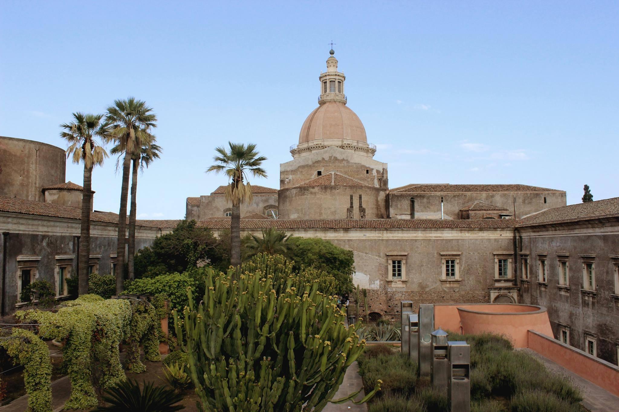 Monastero dei Benedettini di San Nicolò l'Arena - Catania