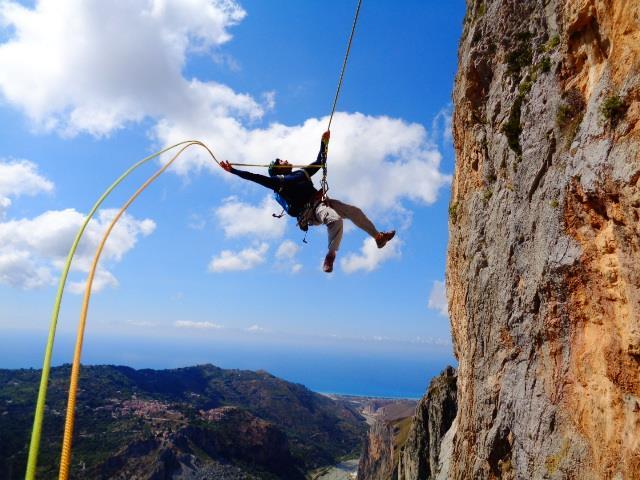 Nebrodi arrampicata Iurato