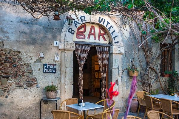 Savoca - Il Bar del Padrino - Sergey Kelin