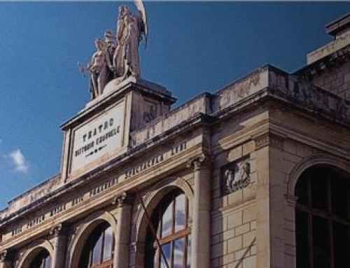 Teatro Vittorio Emanuele – Messina