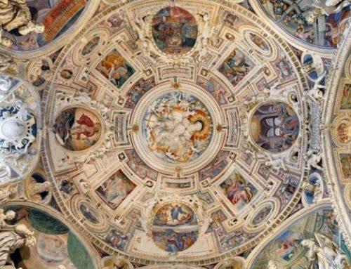 San Domenico in Castelvetrano, the Sicilian Sistina Chapel